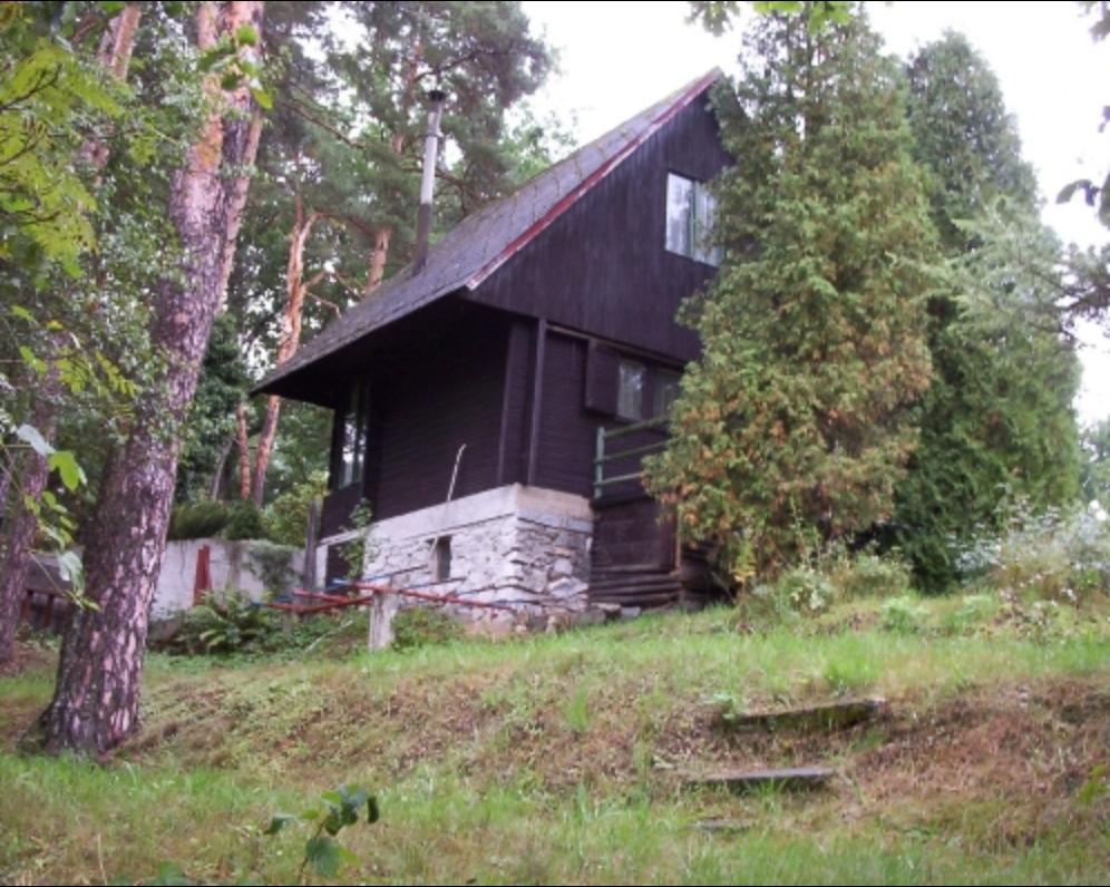 Rybářská chata v malebném údolí Lužnice u Sezimova Ústí