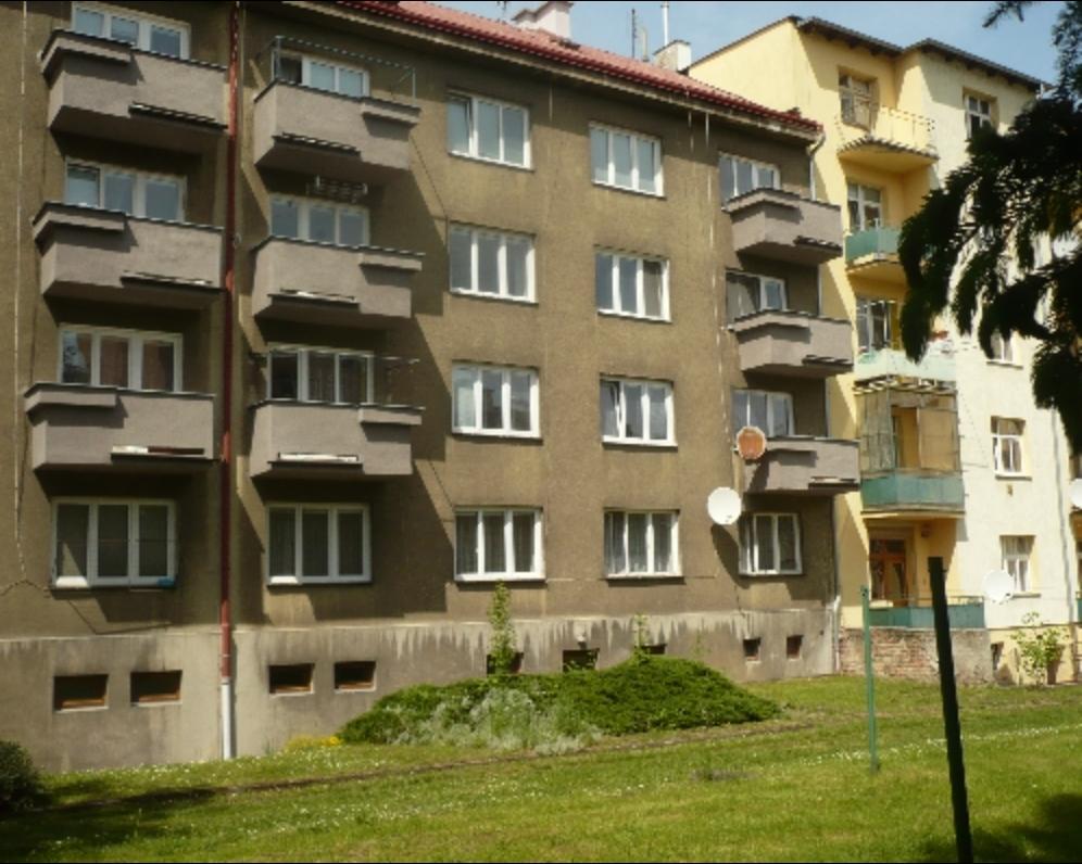 Prodej bytu 1+1+balkón v OV, 43 m2,Děčín I