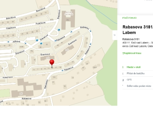 1+1 DR Rabasova 3181/15 33,13 m2