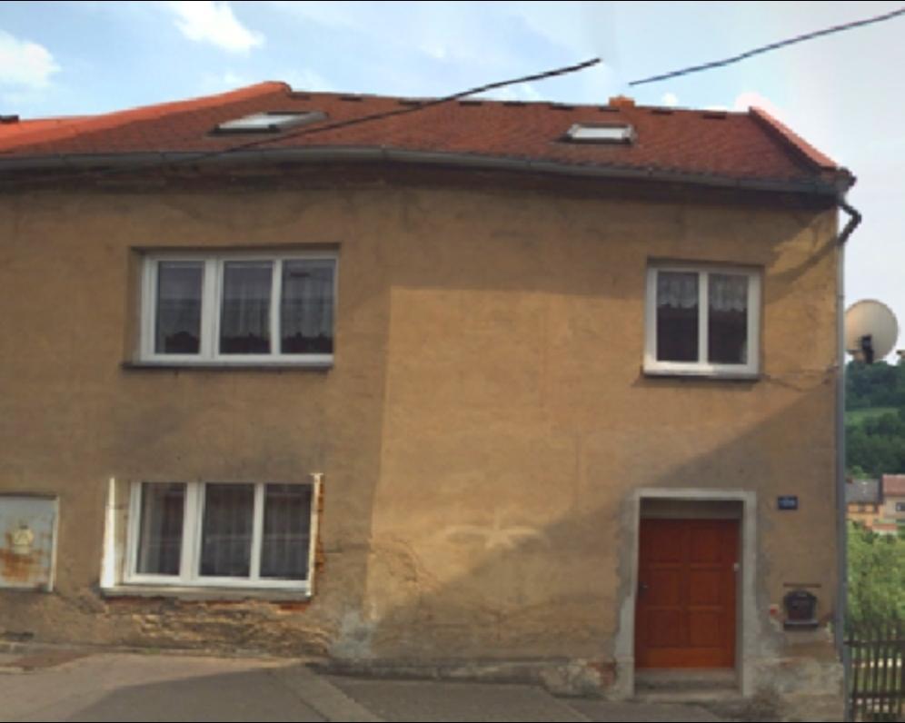 Rodinný dům - ul. Palackého, Benešov nad Ploučnicí