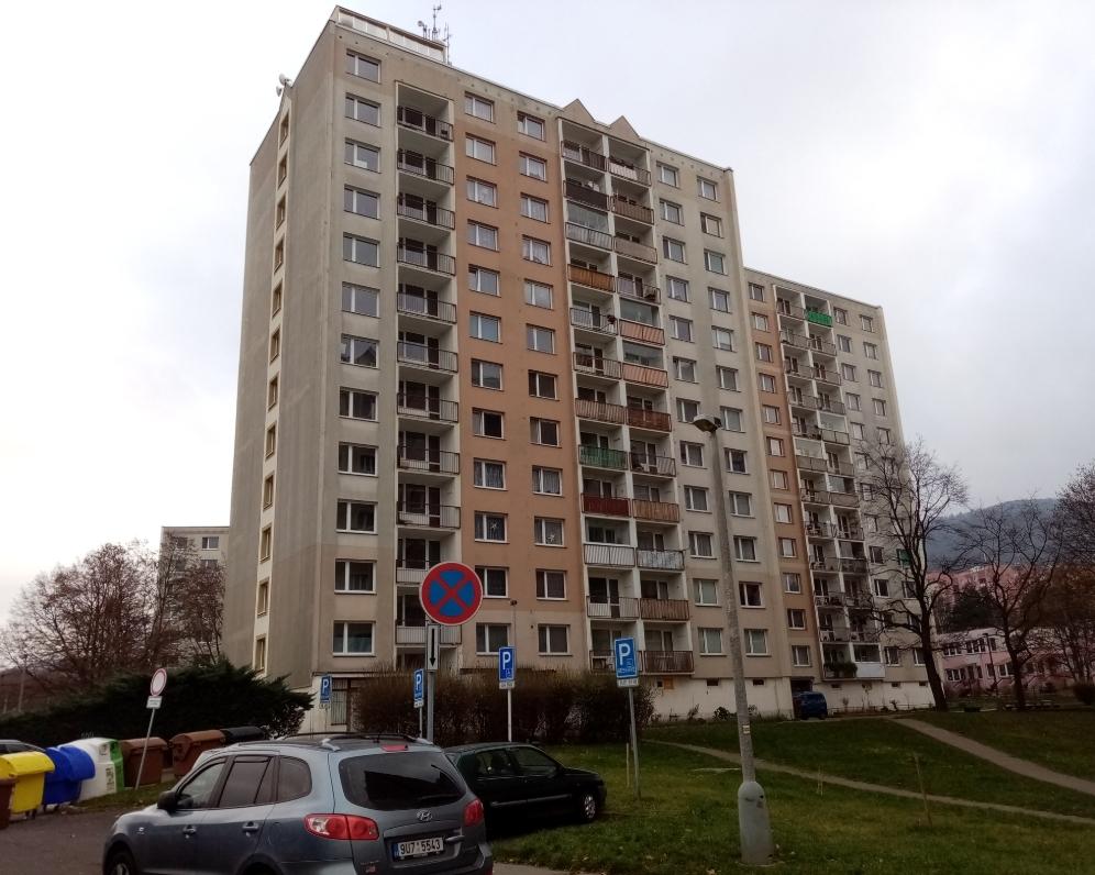 2+1 OV ul. Nová 1394, 400 03  Ústí nad Labem-Střekov