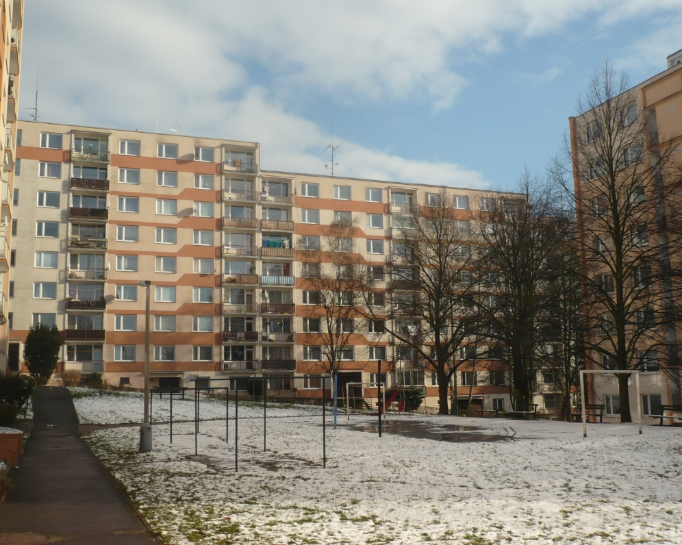 2+1 v OV - ul. SNP 2383, 400 11  Ústí nad Labem-město – centrum