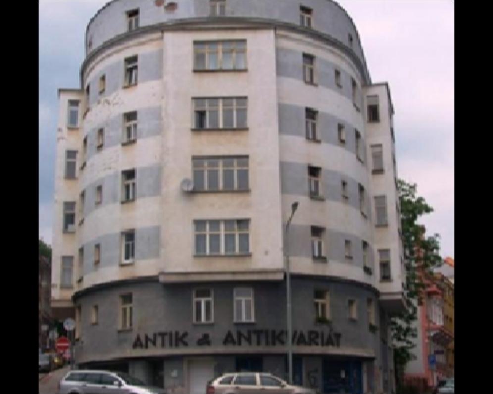 2+1 OV v centru - ul Bělehradská 2042, 400 01 Ústí nad Labem