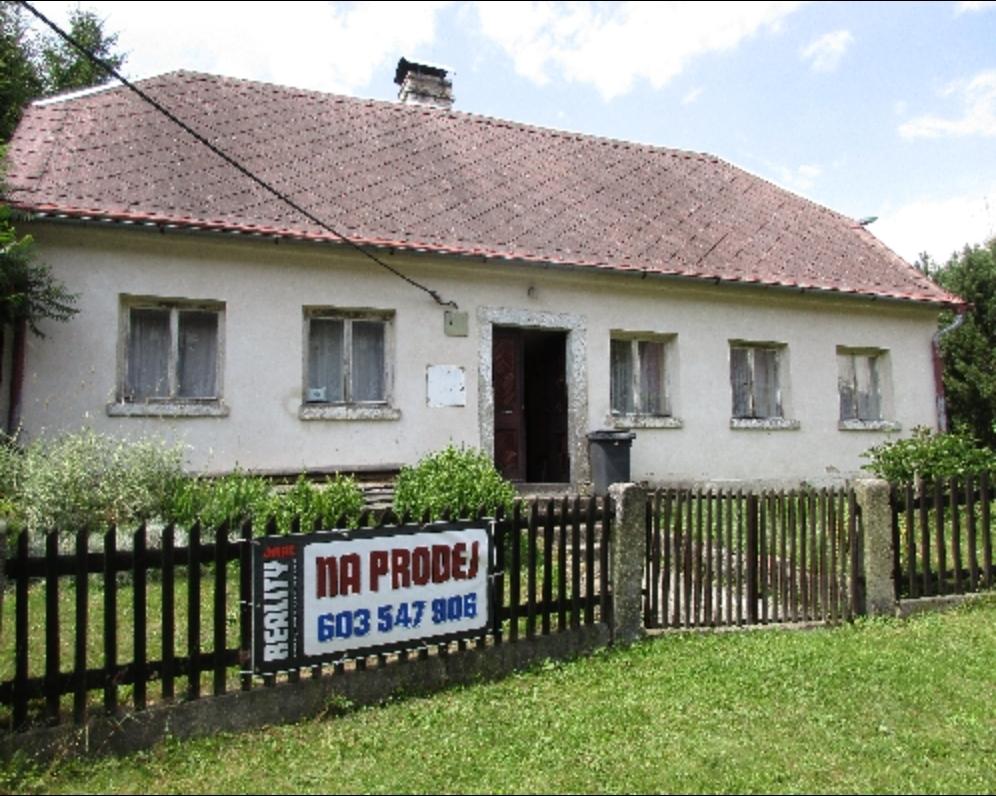 Rodinný dům - chalupa, Brtníky, Šluknovský vývěžek - cena 720.000 Kč