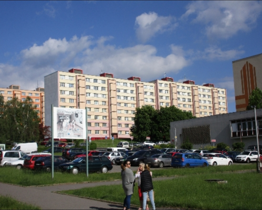 Prodej, byt 2+1, DV, 64 m², Ústí nad Labem-Severní Terasa - cena 720.000 Kč